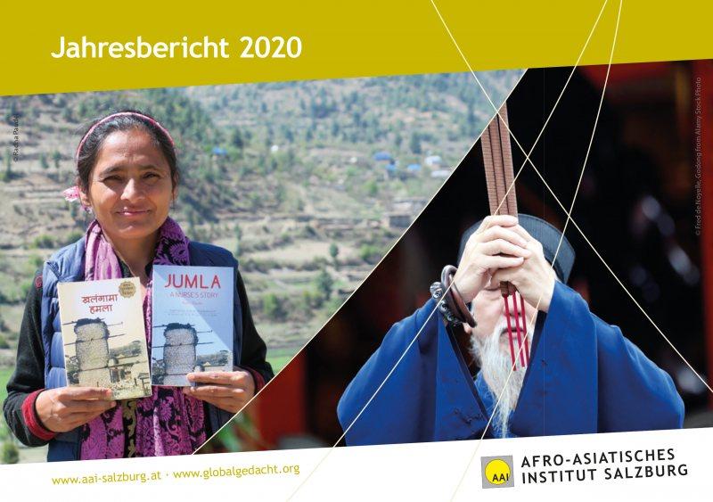 AAI Jahresbericht 2020 ist da!