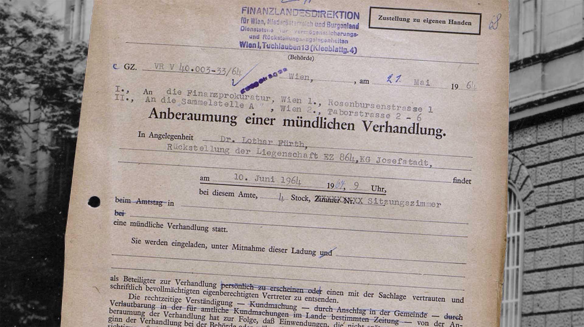Fürth (fuerth_rueckstellung_1964.jpg)