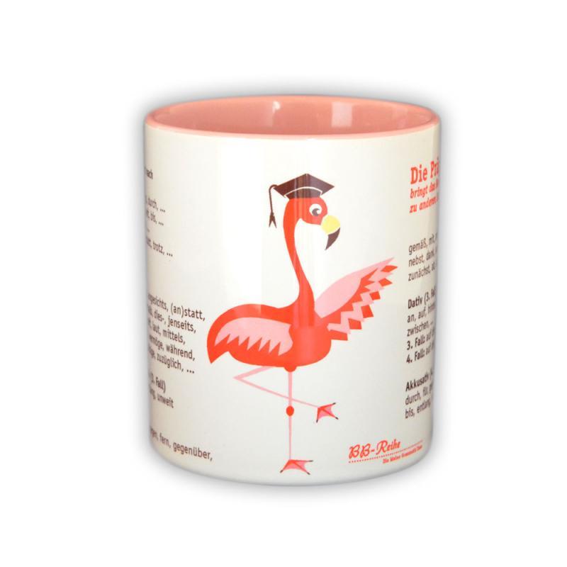Die Präposition: Lernen mit dem schlauen Flamingo